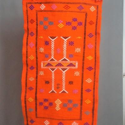 Berber kleed - Oranje